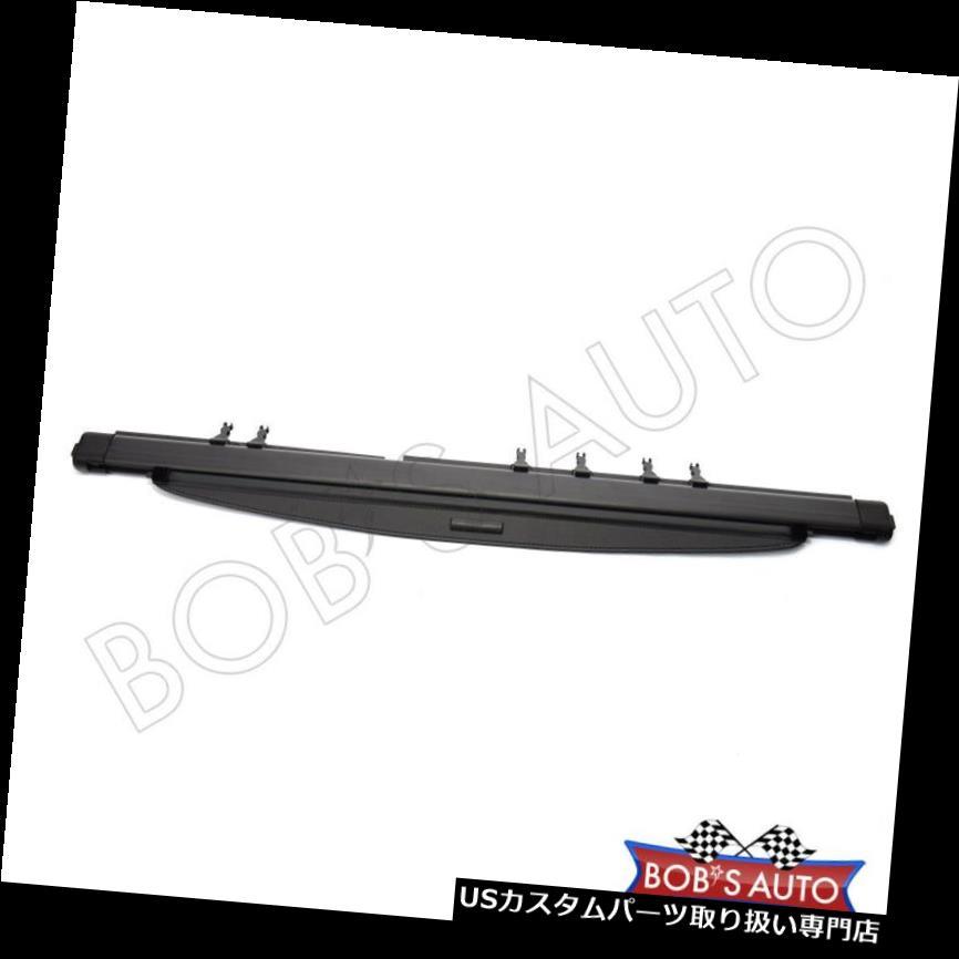 リアーカーゴカバー 02-06ホンダCRVブラック用[OEスタイル]引き込み式トランクトノーカーゴカバーシェード For 02-06 Honda CRV Black [OE Style] Retractable Trunk Tonneau Cargo Cover Shade