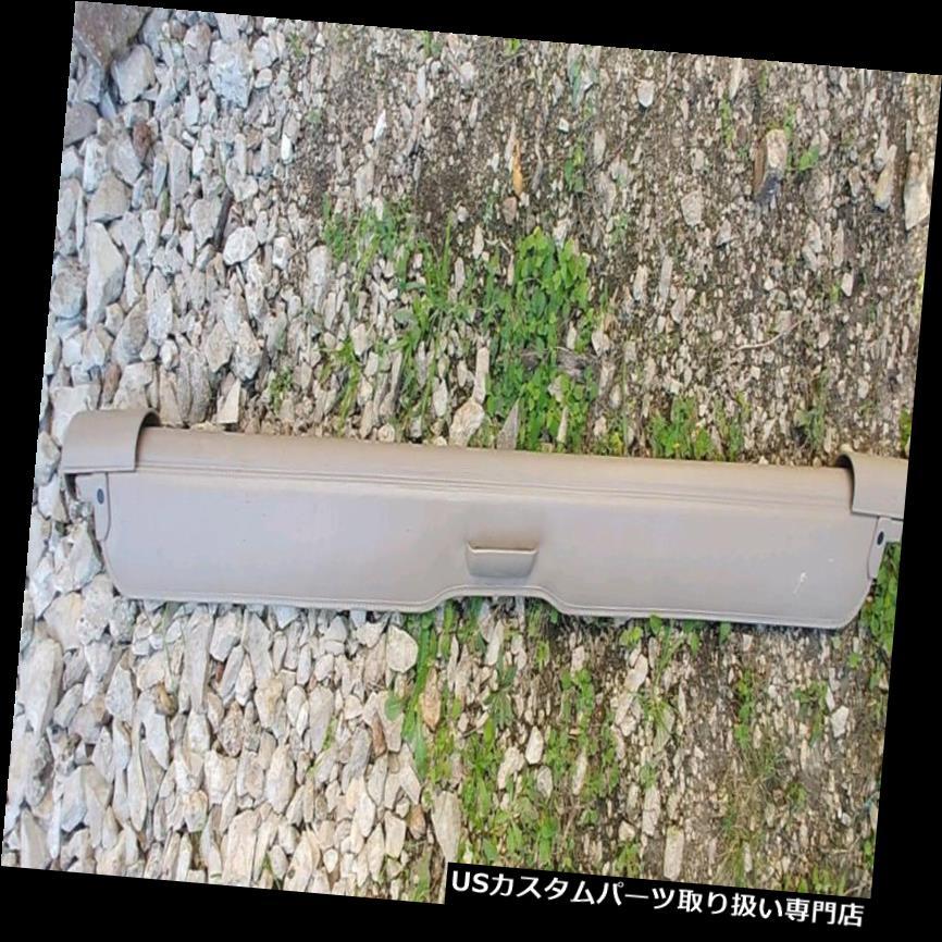 リアーカーゴカバー 1991-1994 OEMフォードエクスプローラーカーゴカバー後部エリアセキュリティスクリーンシェードトノー 1991-1994 OEM Ford Explorer Cargo Cover Rear Area Security Screen Shade Tonneau