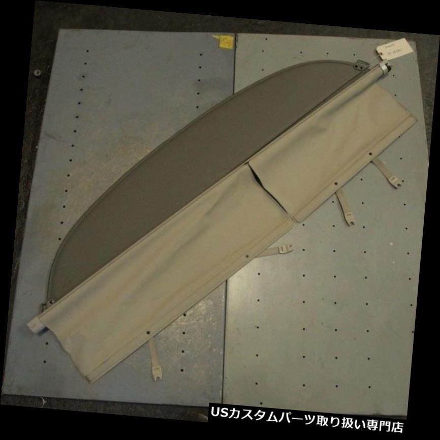 リアーカーゴカバー 1999-2003レクサスRX300後部トランク貨物回収式シェードカバーK7692 1999-2003 LEXUS RX300 REAR TRUNK CARGO RETRACTABLE SHADE COVER K7692