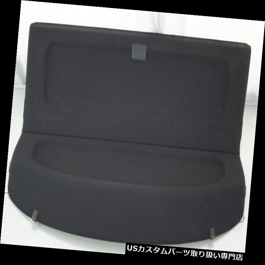 リアーカーゴカバー 2004-2009 MAZDASPEEDマツダ3スピードOEM折りたたみリアカーゴカバーシェルフパネルSHF 2004-2009 MAZDASPEED Mazda 3 Speed OEM Folding Rear Cargo Cover Shelf Panel SHF