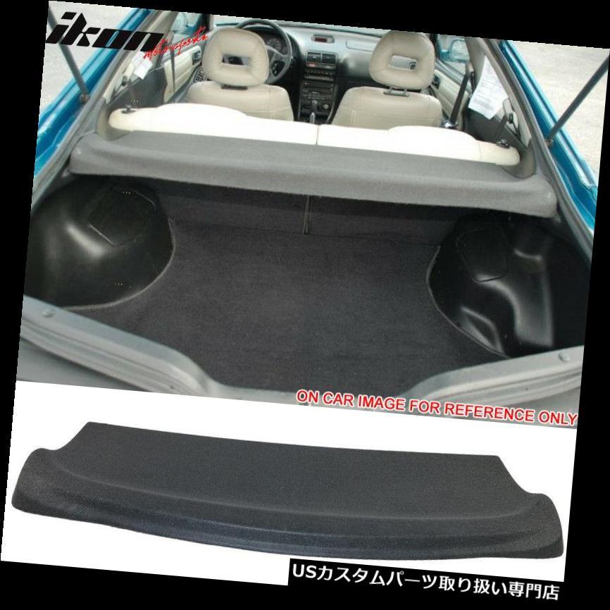 リアーカーゴカバー 94-01アキュラインテグラHB OEM工場トランク貨物セキュリティカバーに適合 Fits 94-01 Acura Integra HB OEM Factory Trunk Cargo Security Cover