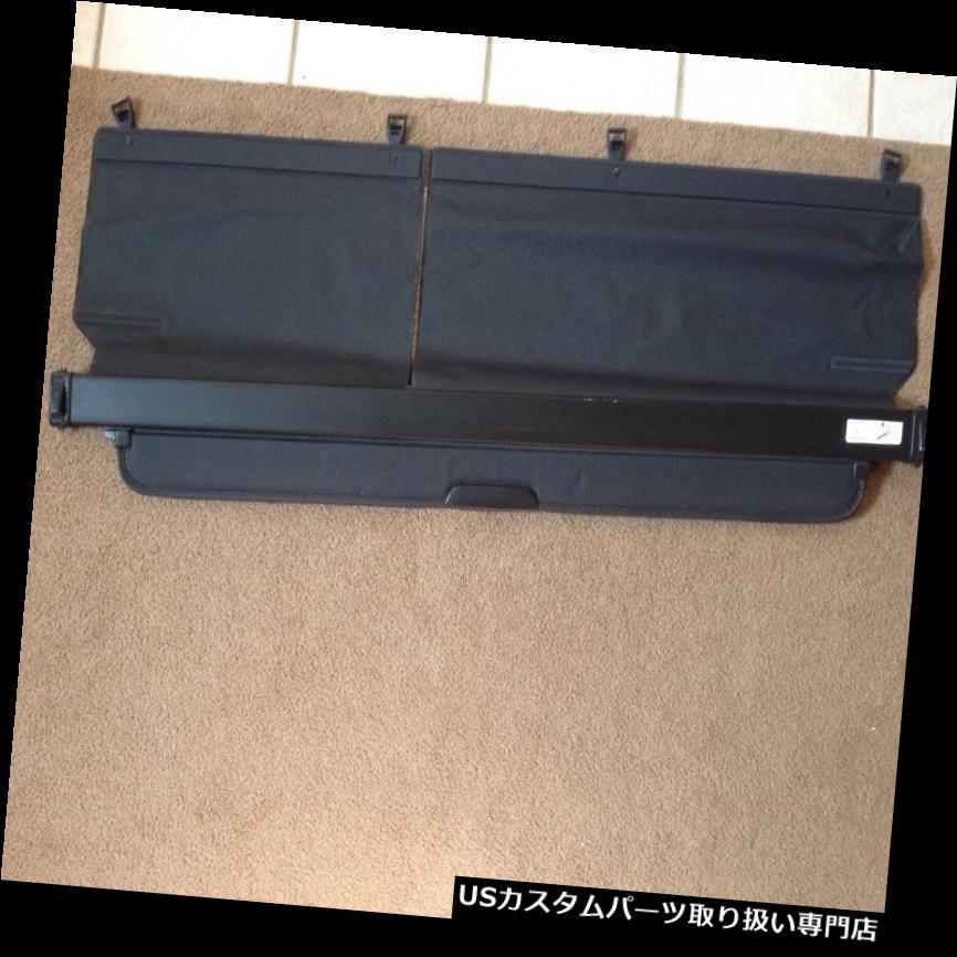 リアーカーゴカバー 2010-2012 LEXUS RX350リアトランクカーゴシェードスクリーンラゲッジライナーブラック 2010-2012 LEXUS RX350REAR TRUNK CARGO COVER SHADE SCREEN LUGGAGE LINER BLACK