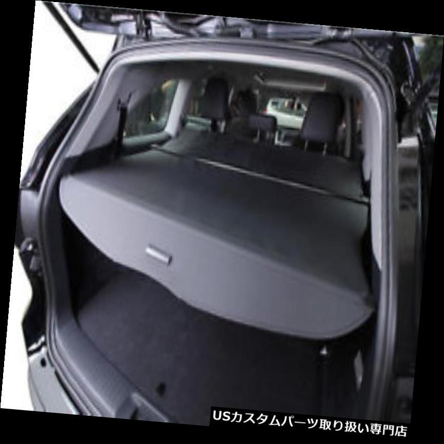 リアーカーゴカバー Toyota Highlander 2014 2015 2016用リアカーゴスクリーンカバートランクスクリーン Rear Cargo Screen Cover Trunk Screen For Toyota Highlander 2014 2015 2016