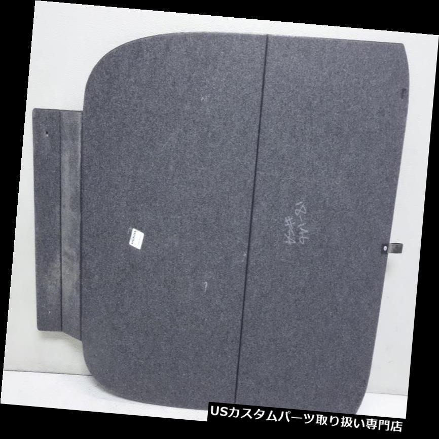 リアーカーゴカバー 2018年ホンダアコードリアフロアカーゴカバーパネルフタ84521-TVA-A00Z  A 2018 Honda Accord Rear Floor Cargo Cover Panel Lid 84521-TVA-A00ZA