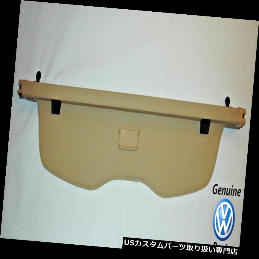 リアーカーゴカバー 2004 - 2011フォルクスワーゲンVW Touareg後部貨物カバーOEMプライバシーシェード。 2004 - 2011 Volkswagen VW Touareg Rear Cargo Cover OEM Privacy Shade.