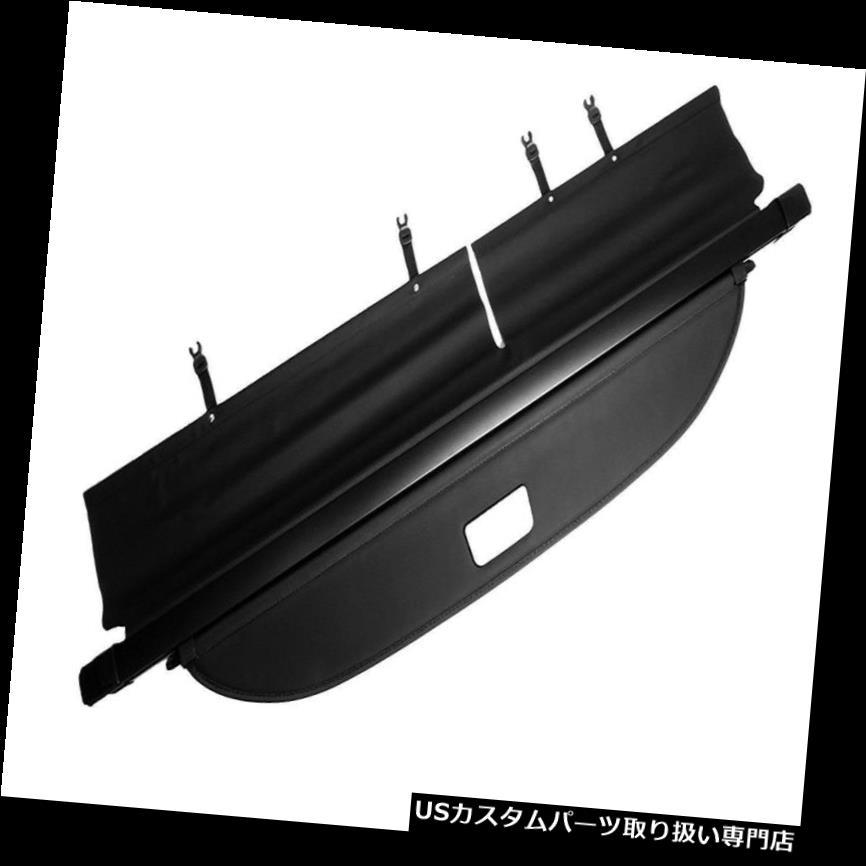 リアーカーゴカバー トヨタRAV4 2013-2017 2018年リアトランク貨物シェードカバーブラックベスル用 For Toyota RAV4 2013-2017 2018 Rear Trunk Cargo Shade Cover Black Vesul