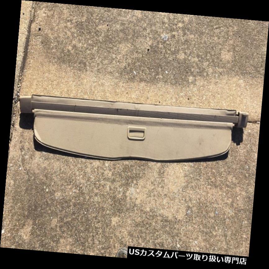 リアーカーゴカバー 1998 - 2005年フォルクスワーゲンパサートワゴンリアカーゴカバープライバシーシェードタン 1998-2005 Volkswagen Passat Wagon Rear Cargo Cover Privacy Shade Tan