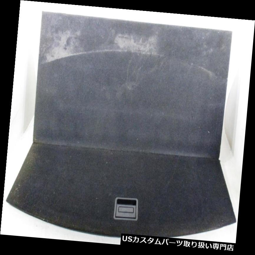 リアーカーゴカバー ハードカバーOEMの上の2015日産のローグ後部黒い貨物折目 2015 Nissan Rogue Rear Black Cargo Fold Over Hard Cover OEM