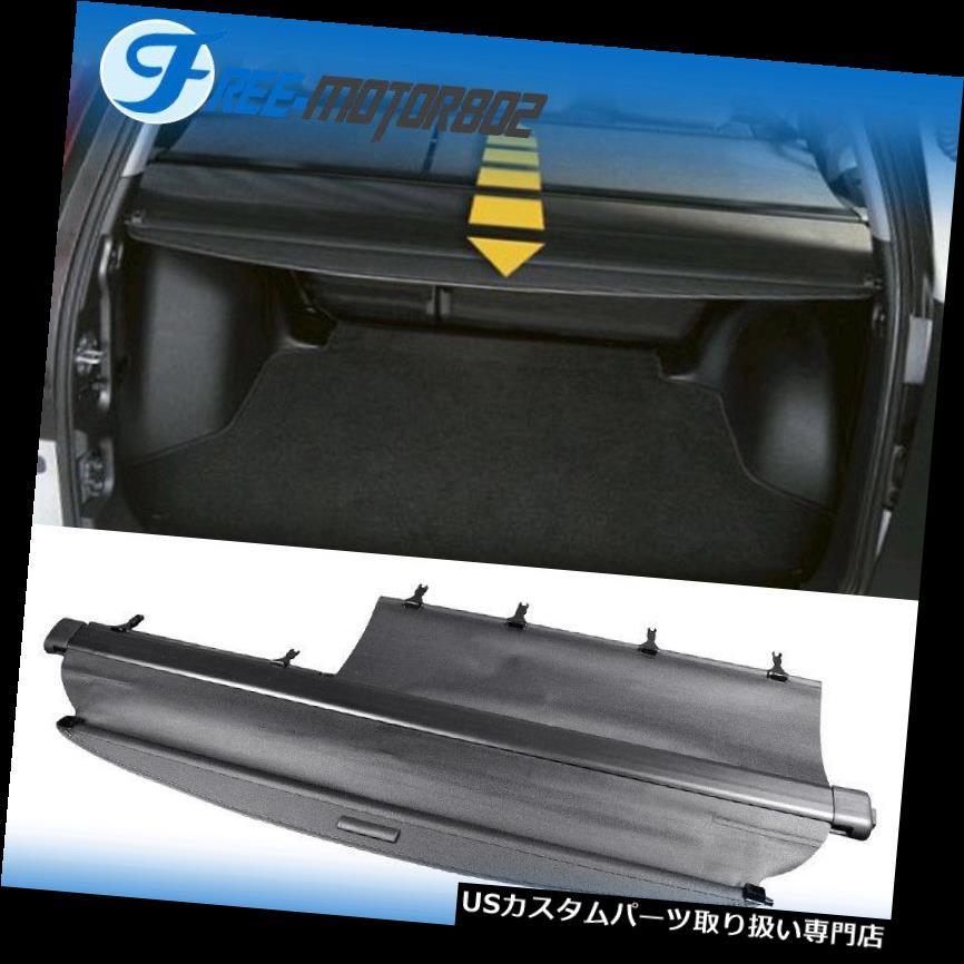 リアーカーゴカバー フィット02-06ホンダCRV CR-V格納式セキュリティリアカーゴトランクカバーOEスタイル Fit 02-06 Honda CRV CR-V Retractable Security Rear Cargo Trunk Cover OE Style