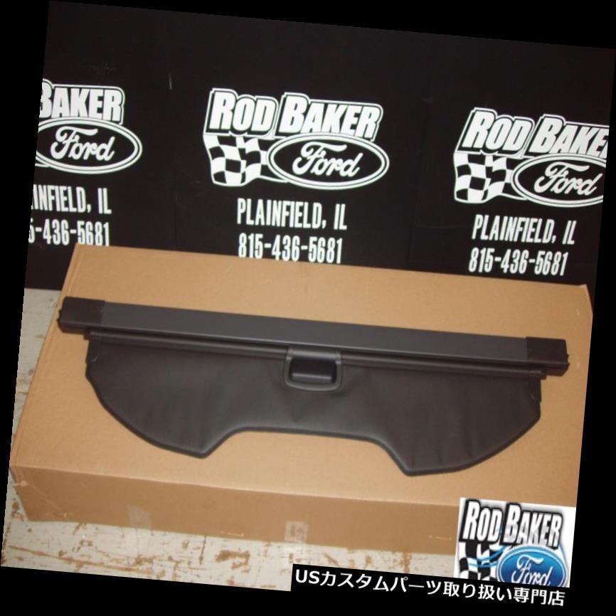 リアーカーゴカバー 2013-2017フォードエスケープカーゴシェード - ブラック - バックプライバシーカバーCJ5Z-7845440-A  A 2013-2017 Ford Escape Cargo Shade - Black - Back Privacy Cover CJ5Z-7845440-AA