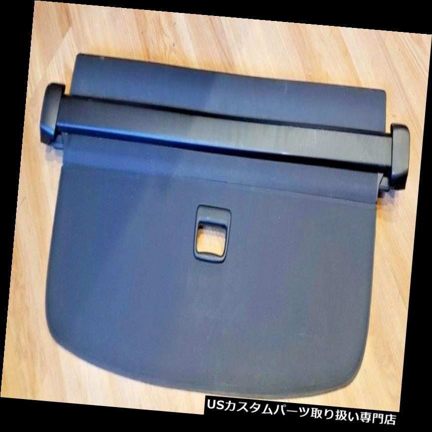 リアーカーゴカバー 09-14 OEMブラックフォルクスワーゲンJETTA TONNEAUカーゴプライバシーカバー1K9-867-871-B-  45W 09-14 OEM BLACK VOLKSWAGEN JETTA TONNEAU CARGO PRIVACY COVER 1K9-867-871-B-45W