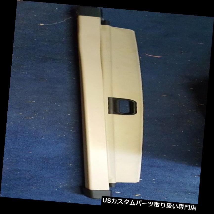 リアーカーゴカバー フォードエッジトランク貨物カバーセキュリティシェードBEIGE COLOR OEM - 2000 - 2008 FORD Edge Trunk Cargo Cover Security Shade BEIGE COLOR OEM - 2000 - 2008