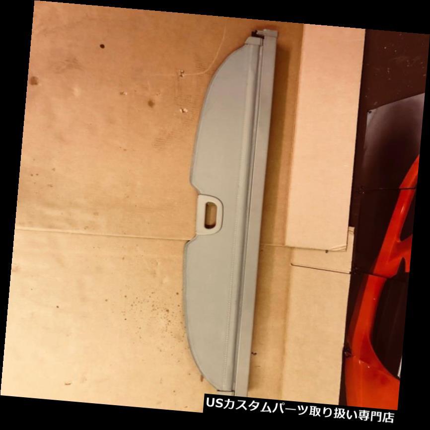 リアーカーゴカバー 03 04 05 06 07 08 Kia Sorento格納式カーゴカバーセキュリティシェードタン  03 04 05 06 07 08 Kia Sorento Retractable Cargo Cover Security Shade Tan