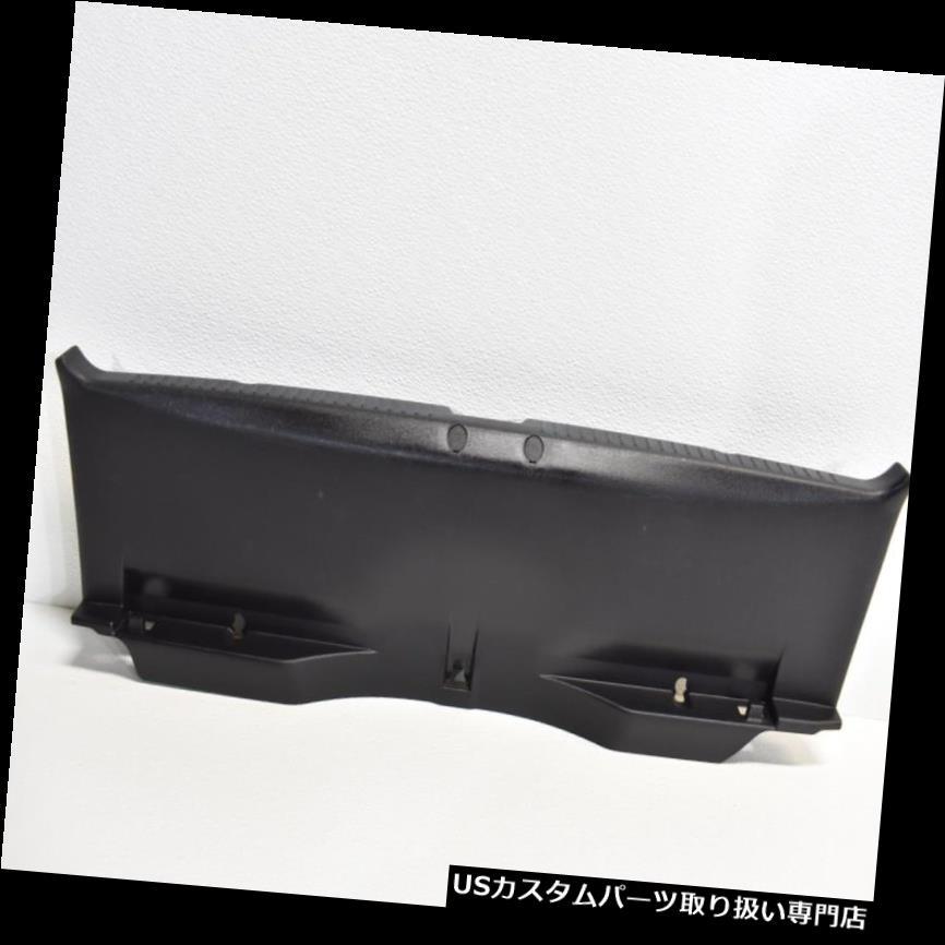 リアーカーゴカバー 08-15三菱エボリューションXトランクカーゴトリムカバーパネルEVO 2008-2015 08-15 Mitsubishi Evolution X Trunk Cargo Trim Cover Panel EVO 2008-2015