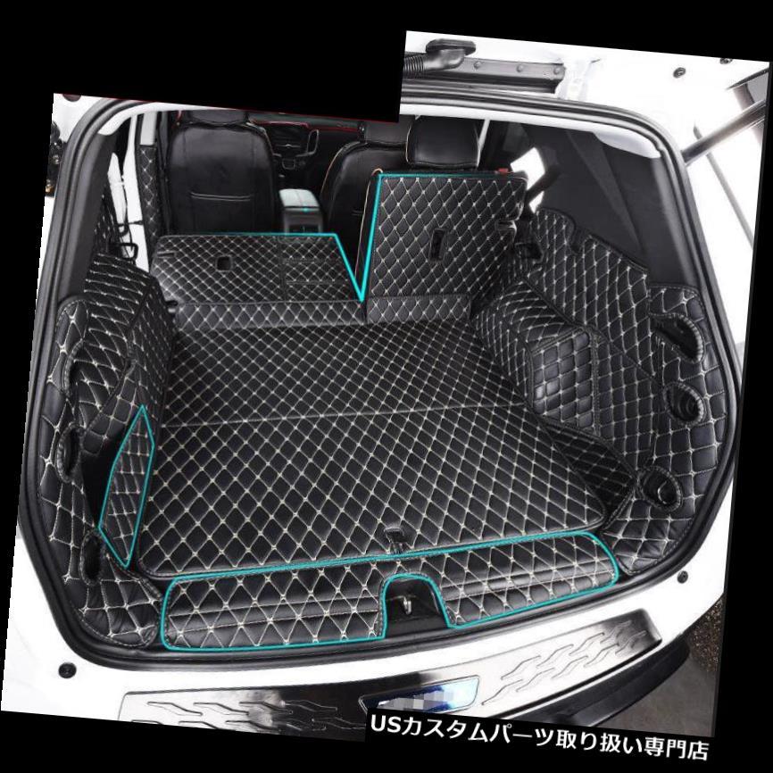 リアーカーゴカバー シボレー春分2018用リアトランク貨物ライナープロテクターシートバックカバー Rear Trunk Cargo Liner Protector Seat Back Cover For Chevrolet Equinox 2018