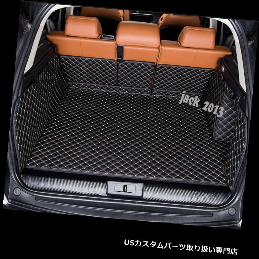 リアーカーゴカバー レンジローバースポーツ14-17用リアトランク貨物ライナープロテクターマットシートバックカバー Rear Trunk Cargo Liner Protector Mat Seat Back Cover for Range Rover Sport 14-17