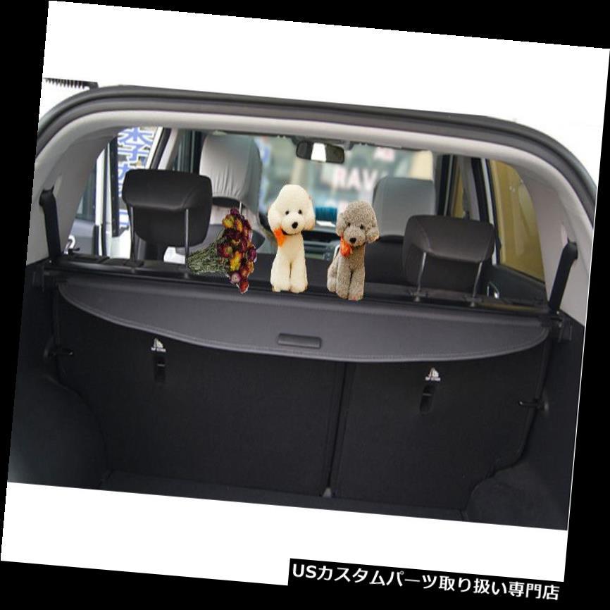 リアーカーゴカバー ヒュンダイサンタフェ5座席IX45 2013年-2016用リアトランクセキュリティ貨物カバーシェード Rear Trunk Security Cargo Cover Shade for Hyundai Santa Fe 5 Seat IX45 2013-2016