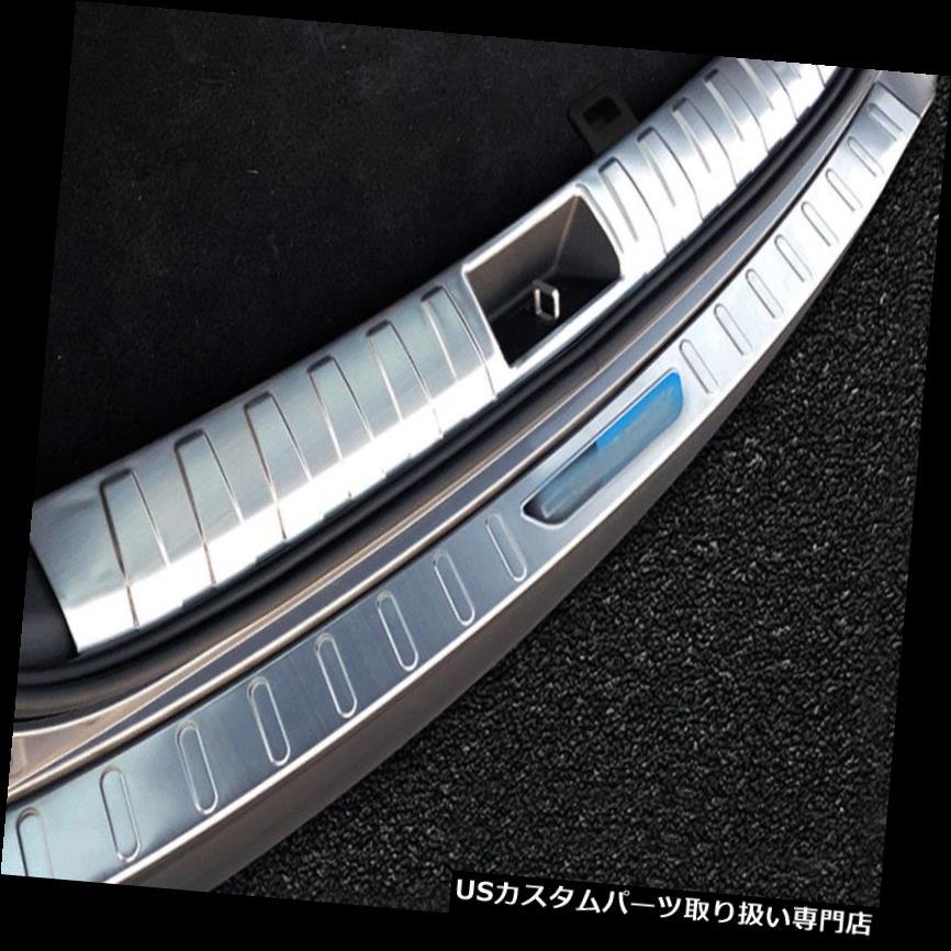 リアーカーゴカバー トヨタCAMRY 2018のための2 *ステンレス車の後部貨物敷居のガードの版カバートリム 2*Stainless Car Rear Cargo sill Guards plate cover trim For Toyota CAMRY 2018