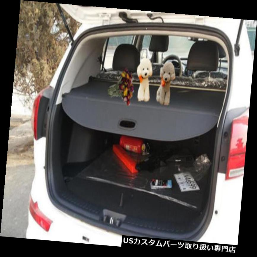 リアーカーゴカバー Kia Sportage 2011 2012 2013 2014 2014 2015用リアトランクセキュリティカーゴカバーシェード Rear Trunk Security Cargo Cover Shade for Kia Sportage 2011 2012 2013 2014 2015