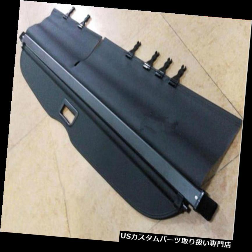 リアーカーゴカバー スバルフォレスター用トランクシェードブラックリヤカーゴカバー2009 2010 2011 2012 Trunk Shade BLACK Rear Cargo Cover For Subaru Forester 2009 2010 2011 2012