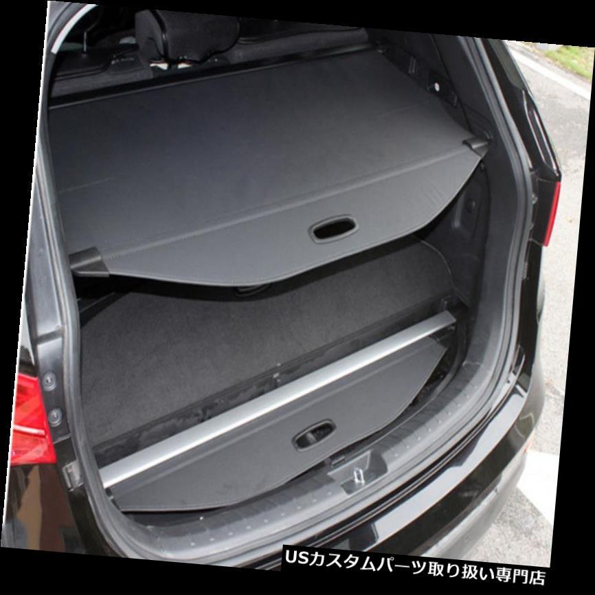 リアーカーゴカバー ヒュンダイIX35のための後部トランクの貨物カバー保証陰についての詳細2010-2016 Details about Rear trunk Cargo cover security shade For Hyundai IX35 2010-2016