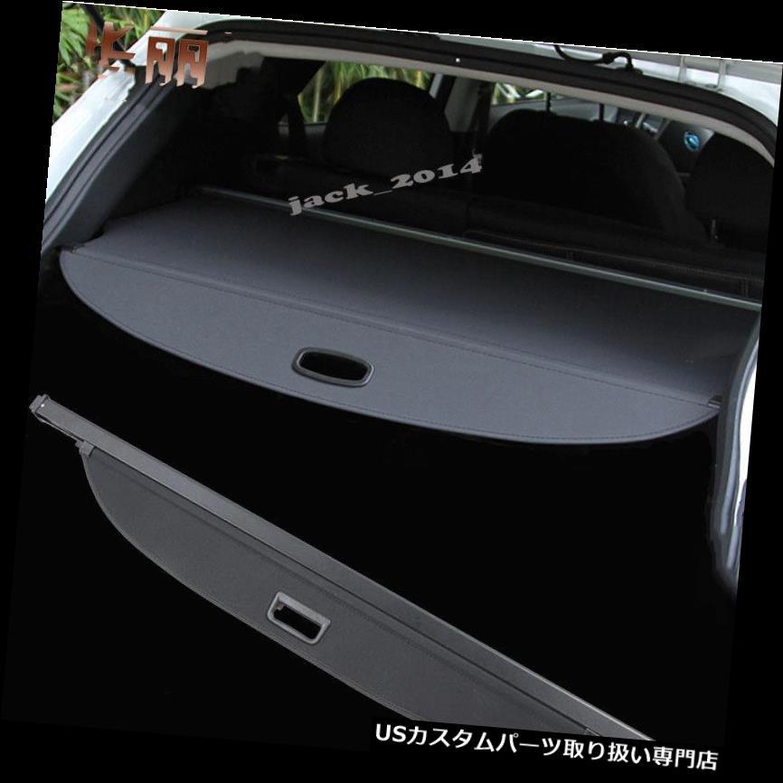 リアーカーゴカバー フォードエクスプローラー2011-2018のための格納式リアトランク貨物カバーシェードセット1pcs Retractable Rear Trunk Cargo Cover Shade Set 1pcs for Ford Explorer 2011-2018