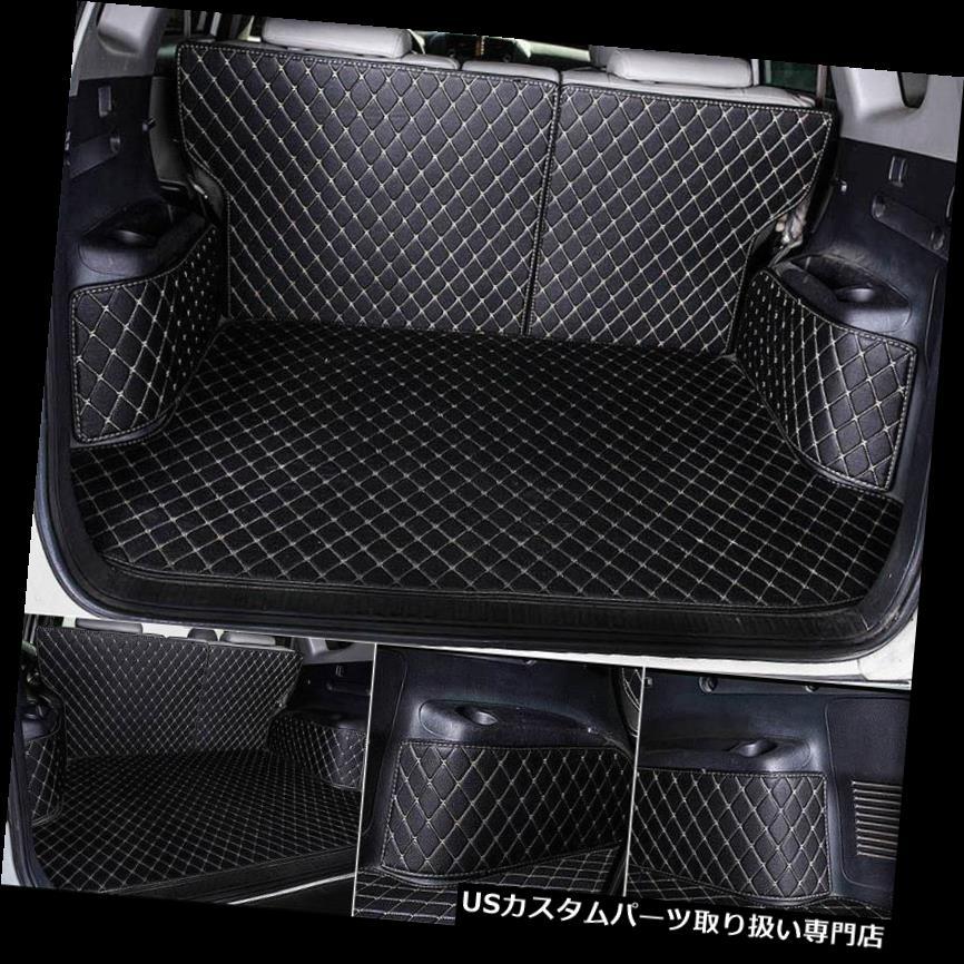 リアーカーゴカバー トヨタRAV4 2006-2012年防水のための貨物トランクのブーツはさみ金のカーペットカバーマット Cargo Trunk Boot Liner Carpet Cover Mat For Toyota RAV4 2006-2012Year Waterproof