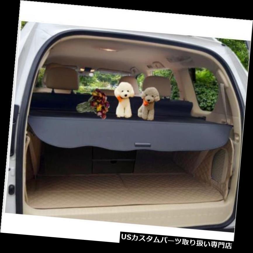 リアーカーゴカバー トヨタプラドFJ150 2010-2018 mのための後部トランクの保証貨物カバー Rear Trunk Security Cargo Cover For Toyota Prado FJ150 2010-2018 m