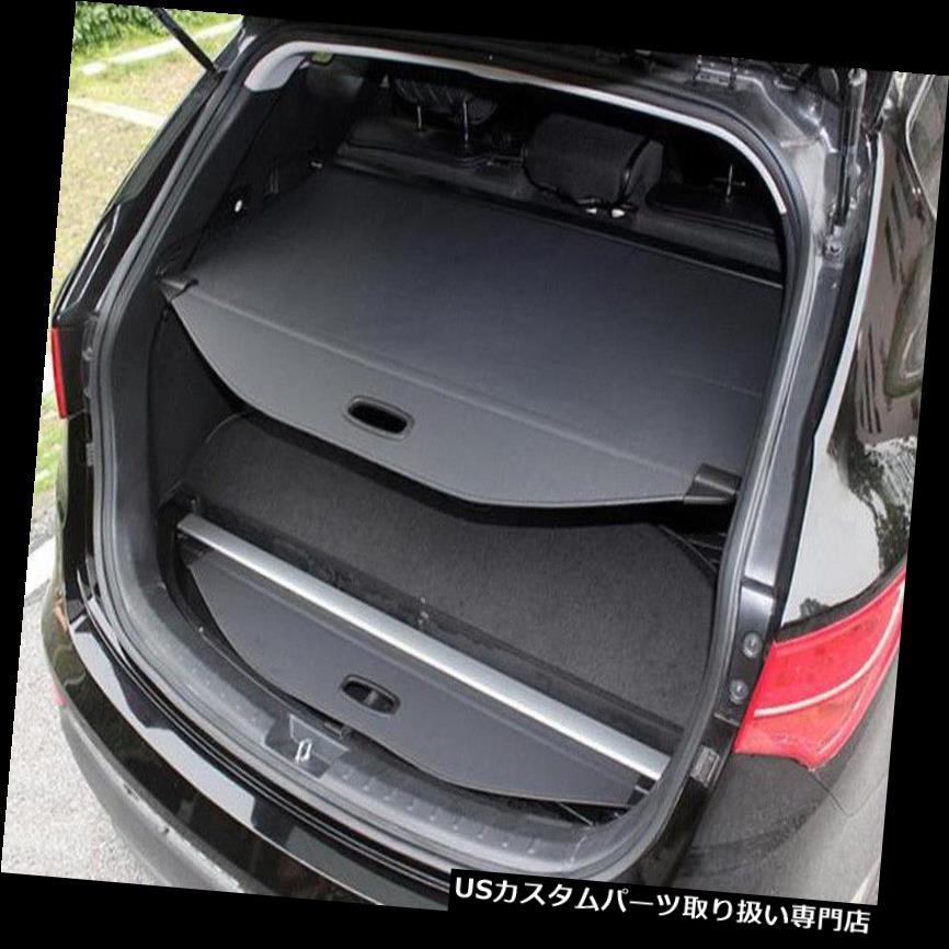 リアーカーゴカバー Kia Sportage 2011-2015自動車部品リアトランクセキュリティカーゴカバーシェードカバー For Kia Sportage 2011-2015 Car Part Rear Trunk Security Cargo Cover Shade Cover