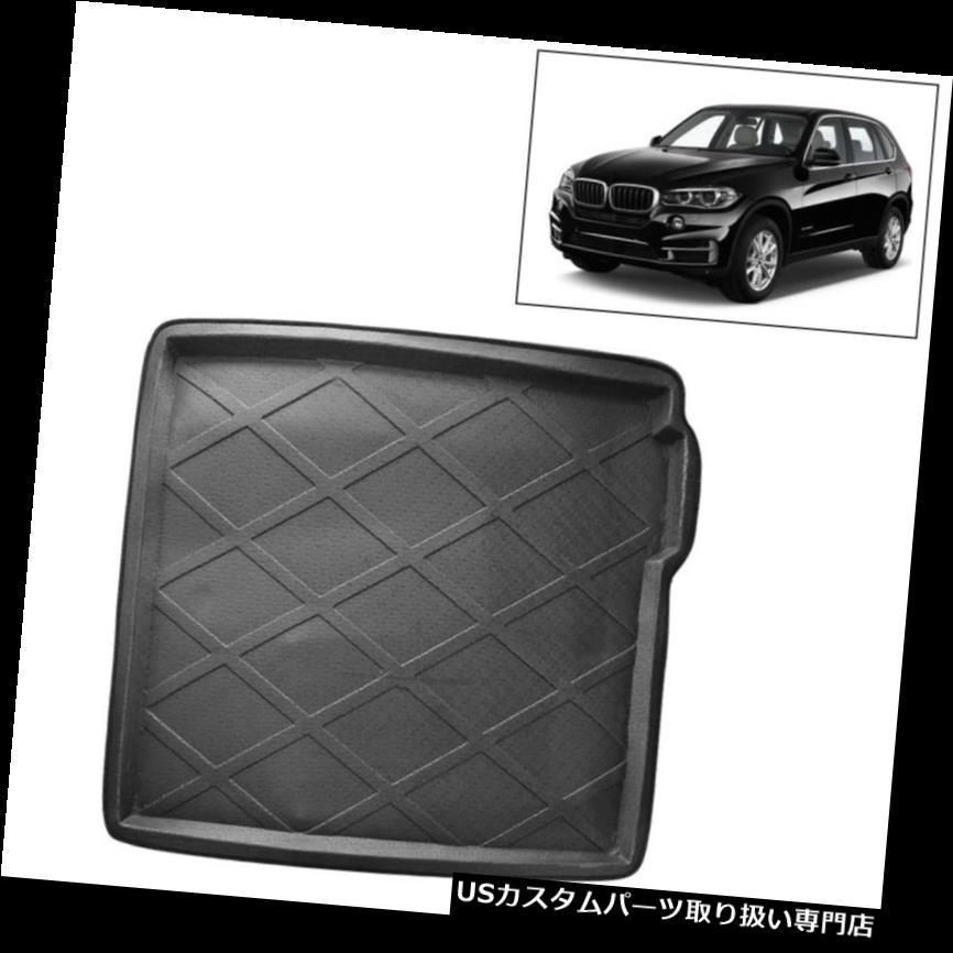 リアーカーゴカバー 全天候用車の自動後部トランクの貨物皿カバーフロアマットBMW X 5 X 6 07-16 All Weather Car Auto Rear Trunk Cargo Tray Cover Floor Mat for BMW X5 X6 07-16