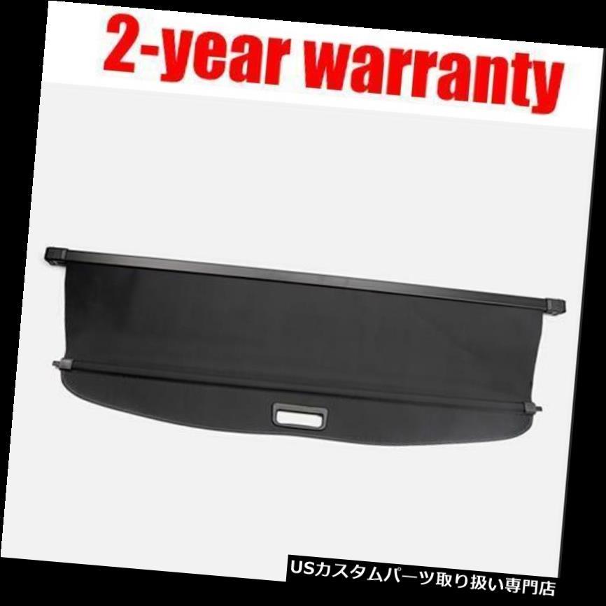 リアーカーゴカバー スバルXVインプレッサハッチバック12-16用ブラックトランクシェードリアセキュリティカーゴカバー for Subaru XV Impreza Hatchback12-16 Black Trunk Shade Rear Security Cargo Cover