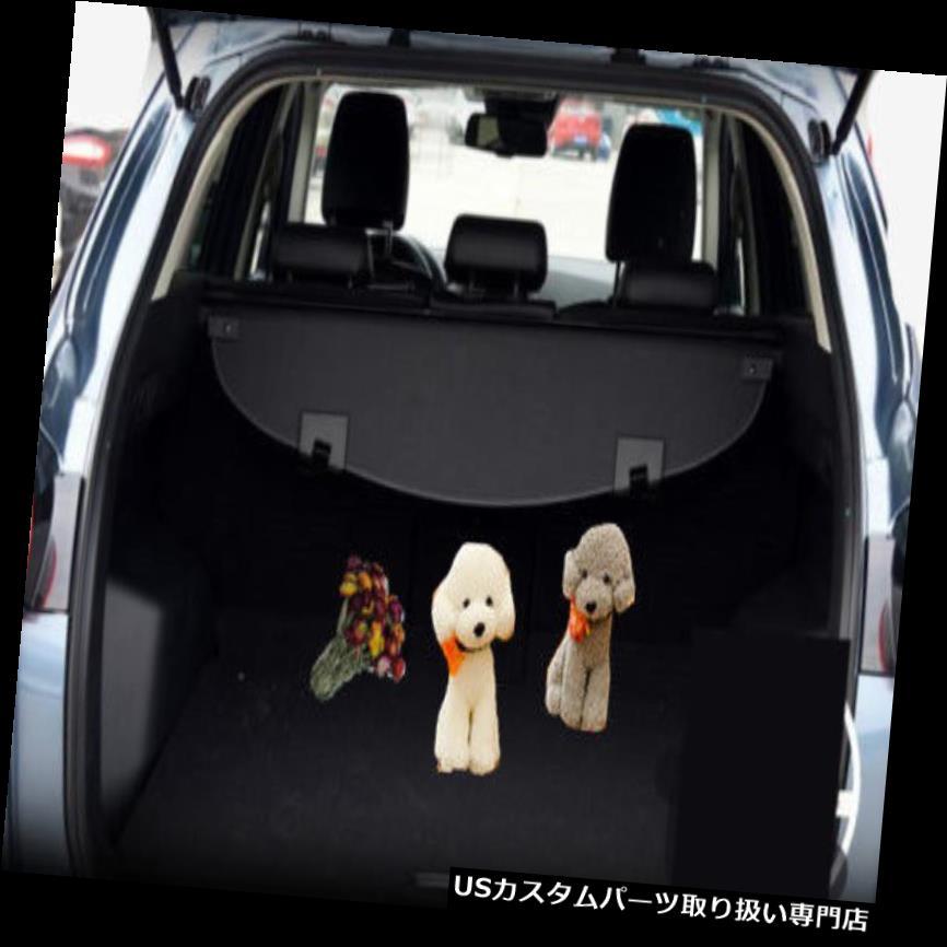 リアーカーゴカバー マツダCX-5 2012-2016のための耐久性のあるキャンバス後部トランクセキュリティ貨物カバーシェード Durable Canvas Rear Trunk Security Cargo Cover Shade for Mazda CX-5 2012-2016