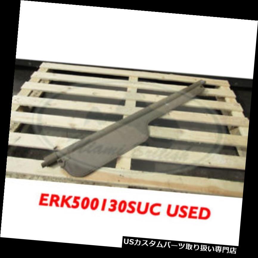 リアーカーゴカバー ランドローバー後部貨物積載スペーストレイトリムパネルカバーBEIGE ERK500130SUC中古 LAND ROVER REAR CARGO LOAD SPACE TRAY TRIM PANEL COVER BEIGE ERK500130SUC USED