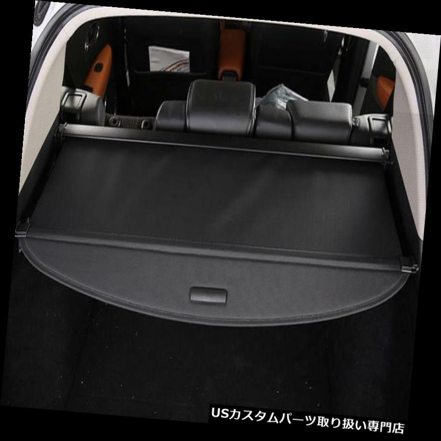 リアーカーゴカバー ホンダHR-V HRVベゼル2014-2016年の黒後部トランクセキュリティ貨物カバーシールド Black Rear Trunk Security Cargo Cover Shield for Honda HR-V HRV Vezel 2014-2016
