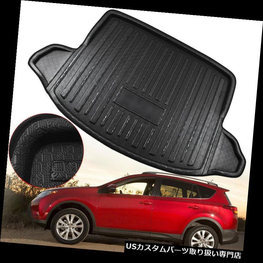 リアーカーゴカバー ホンダCR-Vの黒いブーツの上部カバーのための貨物マットの床の防水反傷 Cargo Mat Floor Waterproof Anti-Scratch For Honda CR-V Black Boot Upper Cover