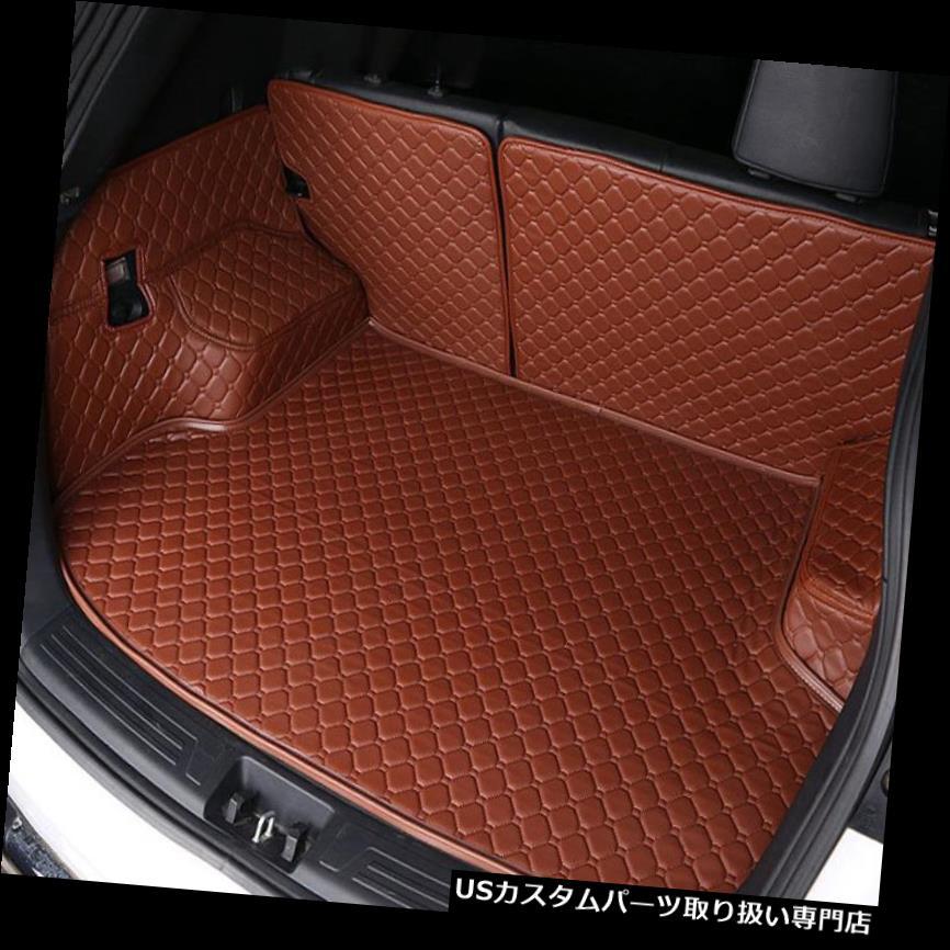 リアーカーゴカバー カーフルカバートランク トヨタRAV4 13-16 ZBの貨物マットパッド防塵ライナー Car Full Covered Trunk & Cargo Mat Pad Dustproof Liner For Toyota RAV4 13-16 ZB