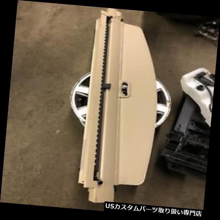 リアーカーゴカバー 11 12 13 14 15 16 BMW X 3リアカーゴカバータープブラインドベージュ 11 12 13 14 15 16 BMW X3 Rear Cargo Cover Tarp Blind Beige