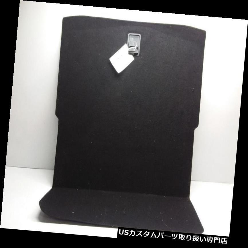 リアーカーゴカバー 2003-2006メルセデスベンツW211貨物トランクフロアカバー黒のOEM 2003-2006 MERCEDES BENZ W211 CARGO TRUNK FLOOR BOARD COVER BLACK OEM