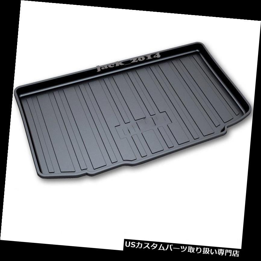 リアーカーゴカバー 日産3月2011-2018年トランクカバーカーゴライナーブーツライナーカーペットフロアマット For Nissan MARCH 2011-2018 Trunk Cover Cargo Liner Boot Liner Carpet Floor Mat