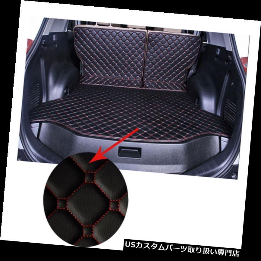リアーカーゴカバー ホンダアコード2003-2007年のための車SUVのトランクの貨物マットのブーツはさみ金のフルカバーのカーペット Car SUV Trunk Cargo Mat Boot Liner Full Cover Carpet For Honda Accord 2003-2007