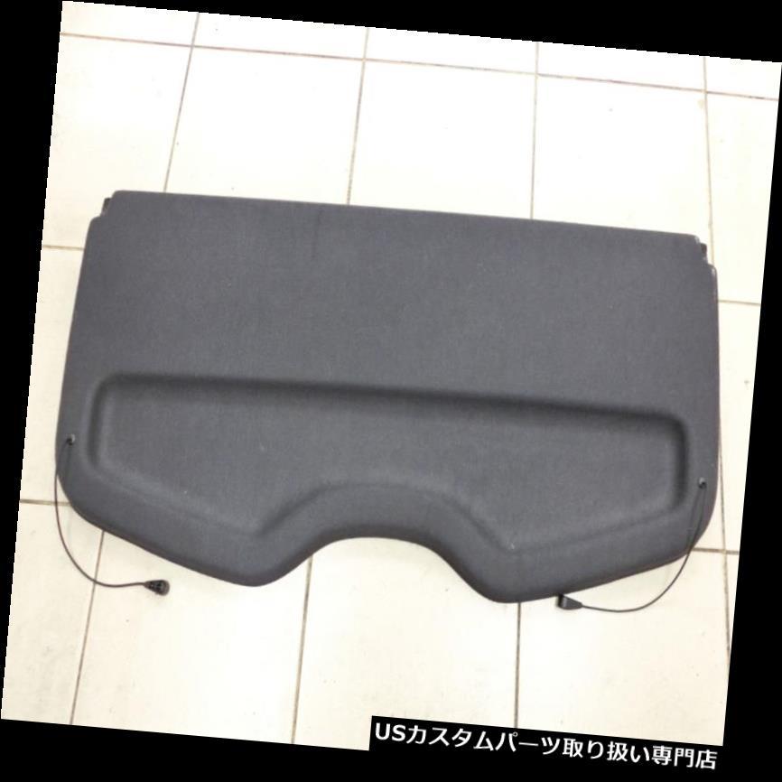 リアーカーゴカバー ルノークリオIII 3P 05-09の貨物エリアカバー小包棚後部トレイ Cargo Area Cover parcel shelf rear tray for Renault Clio III 3P 05-09