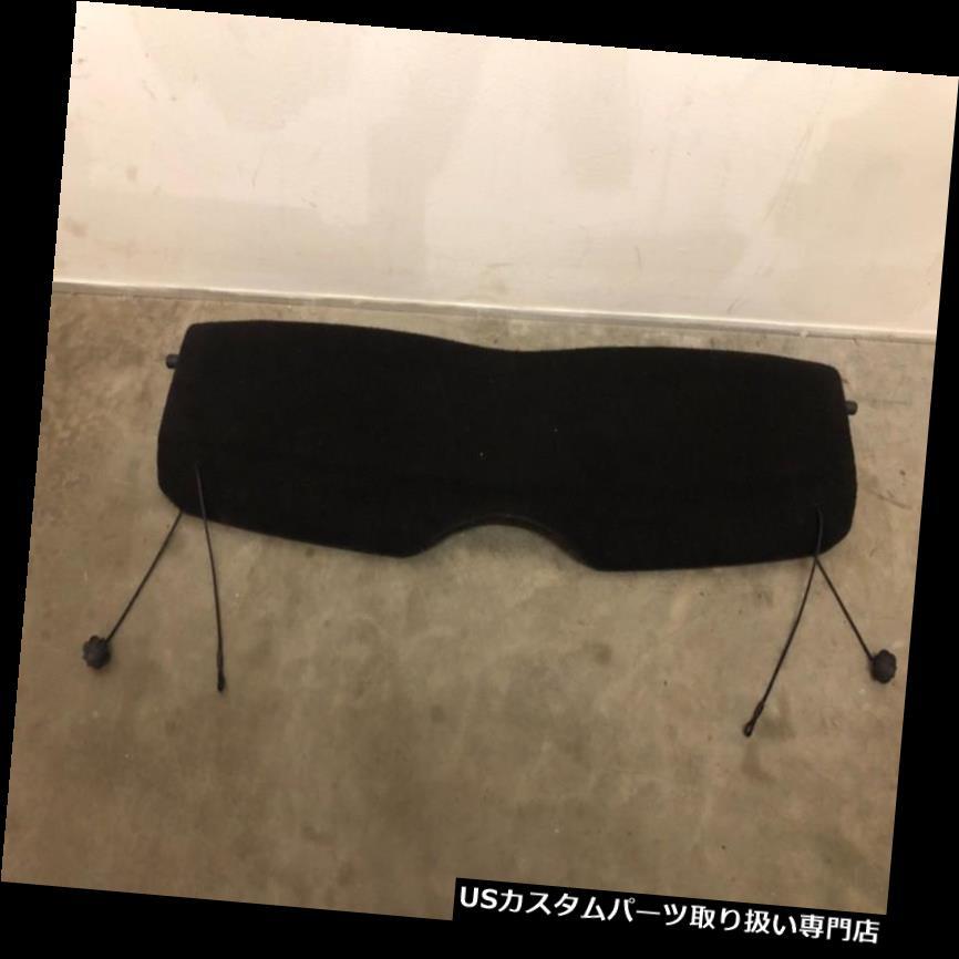 リアーカーゴカバー 07-13本物の小型たる製造人R56の小包の棚のトランクの貨物カバープライバシーパネルOEM 07-13 Genuine Mini Cooper R56 Parcel Shelf Trunk Cargo Cover Privacy Panel OEM