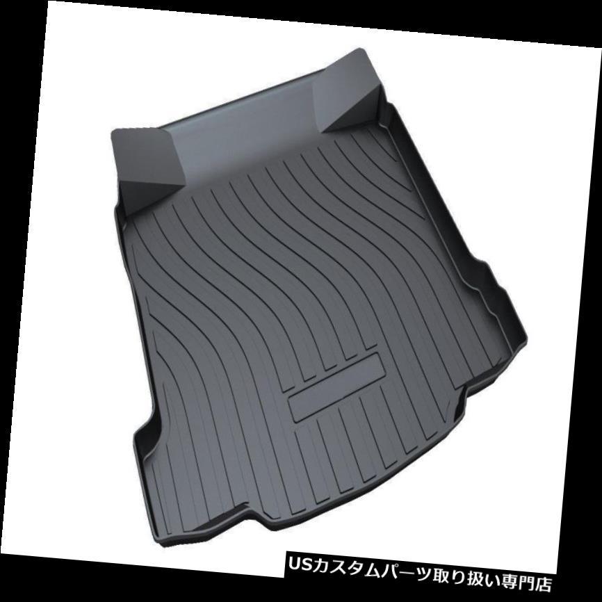 リアーカーゴカバー キャデラックXTS 2014-2018用リアトランクカバーカーゴライナートランクトレイフロアマット For Cadillac XTS 2014-2018 Rear Trunk Cover Cargo Liner Trunk Tray Floor Mat