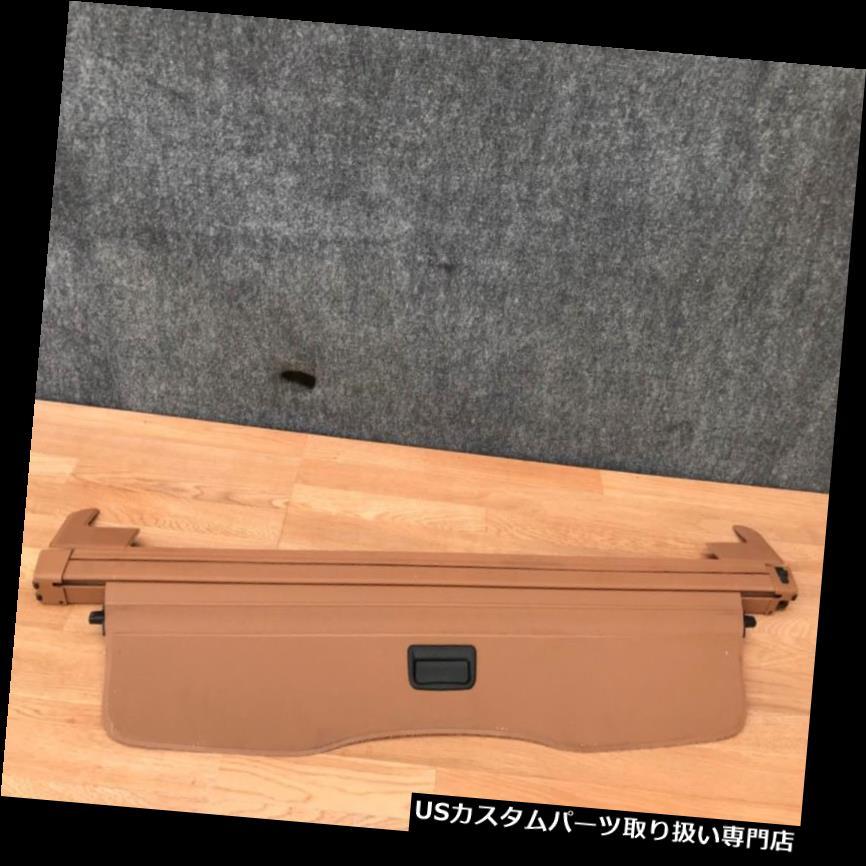リアーカーゴカバー ポルシェカイエンOEM後部トランクカバーシェード(03_10) PORSCHE CAYENNE OEM REAR CARGO TRUNK COVER SHADE  (03_10)