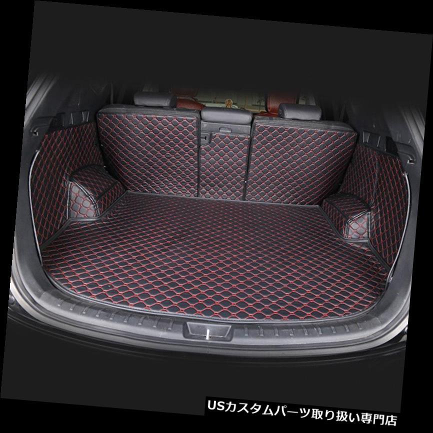 リアーカーゴカバー フルカバー車のトランクと トヨタRAV4 13-16のちり止めのはさみ金WCVのための貨物マットのパッド Full Covered Car Trunk & Cargo Mat Pad For Toyota RAV4 13-16 Dustproof Liner WCV