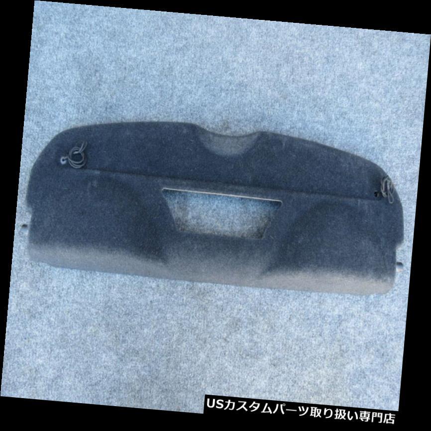 リアーカーゴカバー 02-06ミニクーパーs R53 HBリアシェルフトランク貨物プライバシーカバーパッケージトレイ.. 02-06 mini cooper s R53 HB rear shelf trunk cargo privacy cover package tray ..