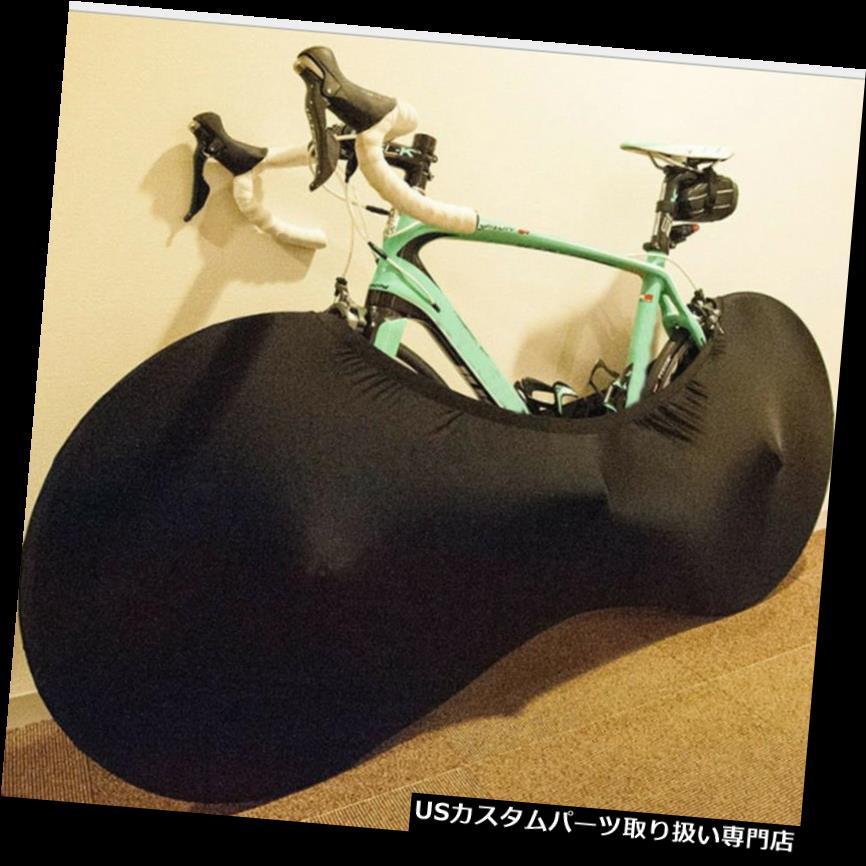リアーカーゴカバー サイクリング自転車バイクカバー後部座席防塵貨物ラックバッグ保護ダスト Cycling Bicycle Bike Cover Rear Seat Dustproof Cargo Rack Bag Protection Dust