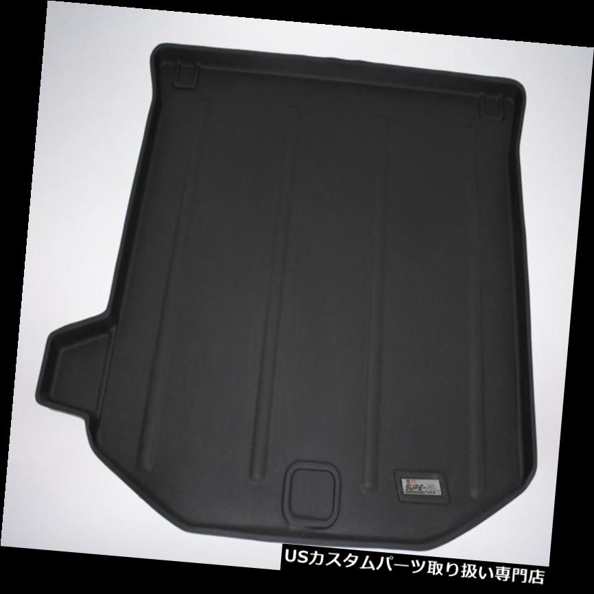 リアーカーゴカバー カーゴフロアフィット:2011-2018 Jeep Grand Cherokee Cargo Sure-Fit Floor Mats: 2011-2018 Jeep Grand Cherokee