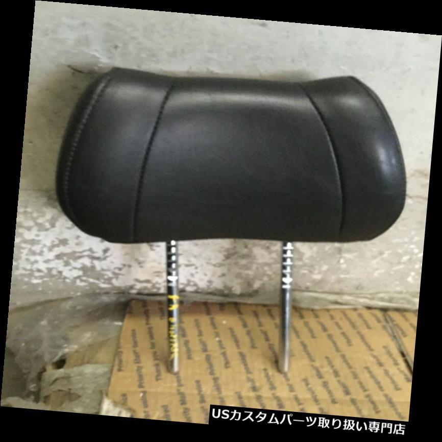 リアーカーゴカバー 99 00 01 02 03 04ジープグランドチェロキーフロントヘッドレストクッションレザーブラック 99 00 01 02 03 04 Jeep Grand Cherokee Front Headrest Cushion Leather Black