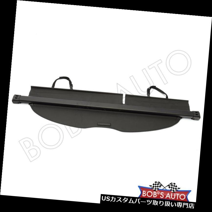 リアーカーゴカバー 06-10用マツダ5ブラック[OEスタイル]引き込み式トランクトノーカーゴカバーシェード For 06-10 Mazda 5 Black [OE Style] Retractable Trunk Tonneau Cargo Cover Shade